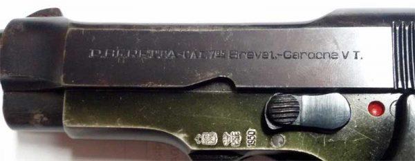 Beretta 34 cal. 7,65