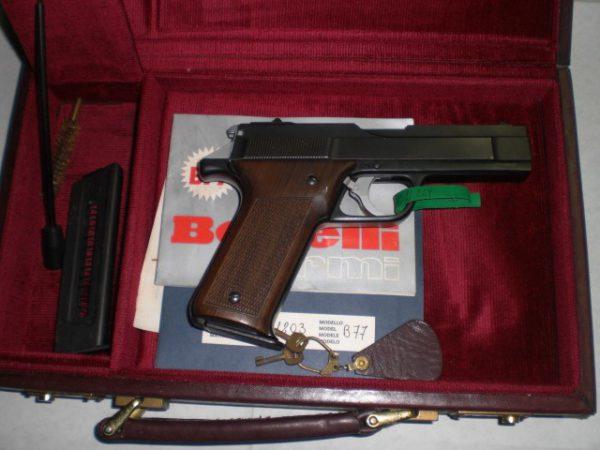 Pistola_Benelli_mod.B77_cal.7,65
