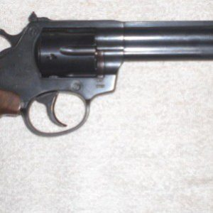 Revolver Alfa Proj