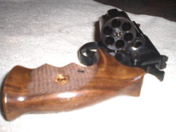 Revolver Alfa Proj mod.3541 4'' cal. 357 brunito, catalogo17736, sportivo.