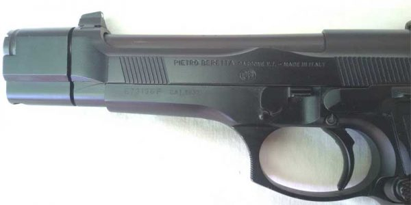 Beretta 98 Combat cal. 9×21
