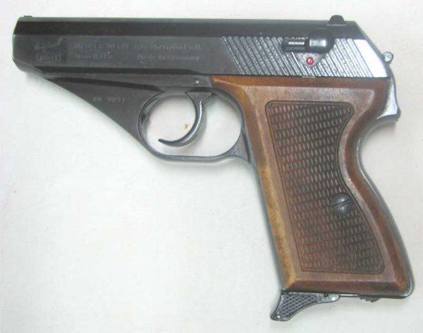 Semiautomatica Mauser Hsc cal.7.65