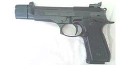 Pistole Revolver